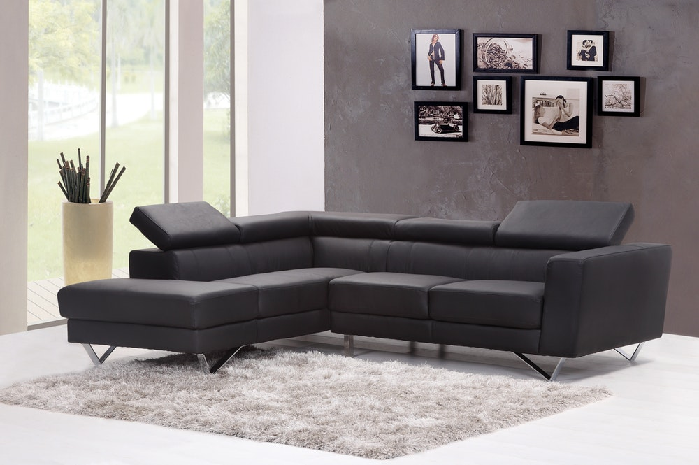 2017 newest nordic modern fabric sofa